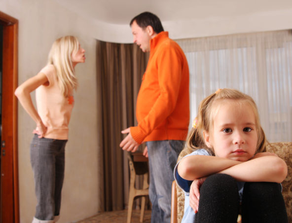 family breakdown
